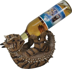 Horned Toad Wine Bottle Holder - GrayGoose Products Limited