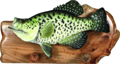 Crappie Coat Rack - GrayGoose Products Limited