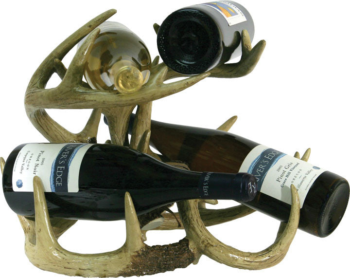 Deer Antler Wine Rack - GrayGoose Products Limited