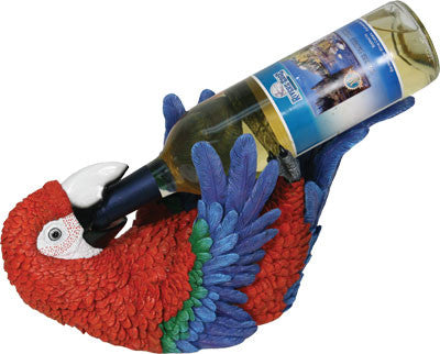 Parrott Wine Bottle Holder - GrayGoose Products Limited