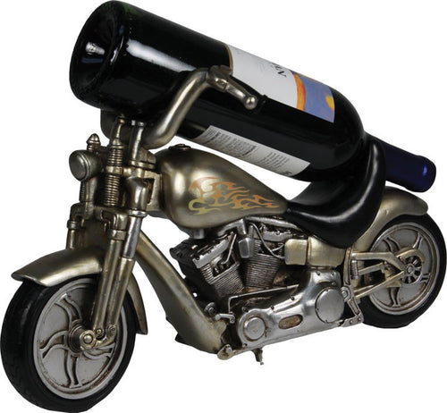 Motorcycle Wine Bottle Holder - GrayGoose Products Limited