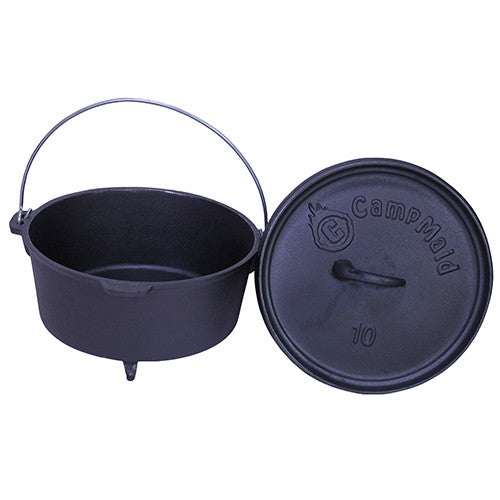 CampMaid Dutch Oven 10
