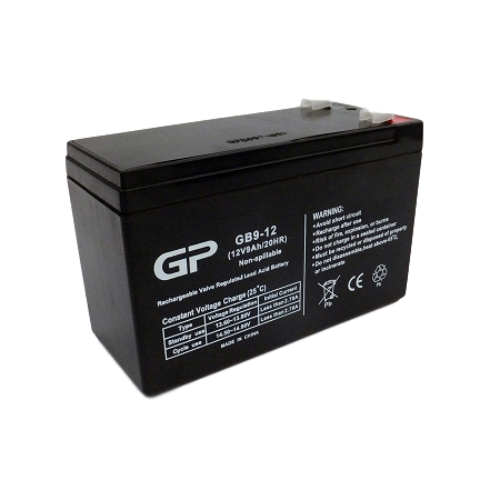 GP1290 SEALED LEAD ACID BATTERY (12V 9AH)
