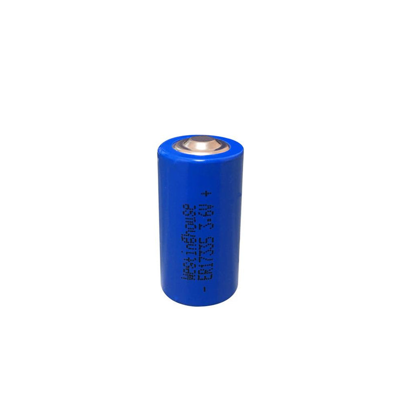 ER17335 CR123A 2/3A battery, lithium primary battery. westinghouse