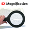 light up magnifier, magnifying glass, COB LED, Super bright flashlight, magnify, light magnifier