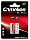 Camelion 9 Volt Plus Alkaline Blister Pack of 1