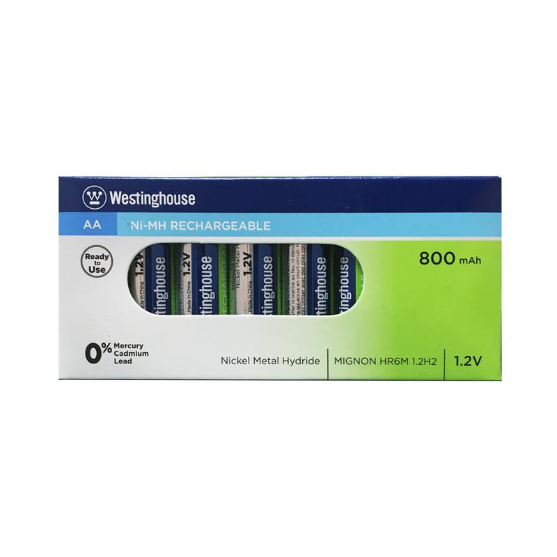 westinghouse rechargeable batteries
