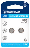 ag6 lr921 1.5v button cell battery
