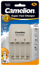 AA charger, AAA charger, battery charger, camelion super fast charger