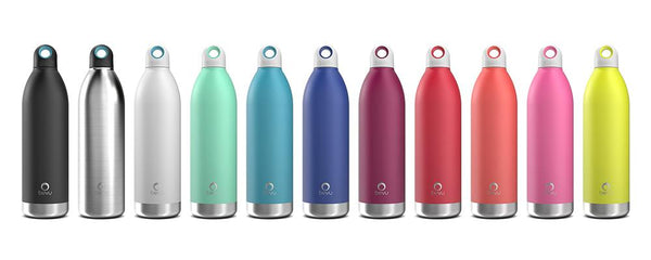Bevu® Insulated Bottle.   550ml / 18oz