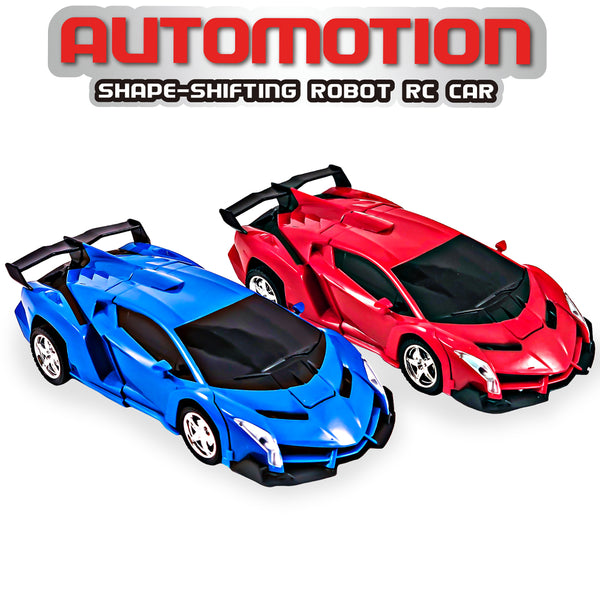 Automotion - Shape-Shifting  Robot R/C Car