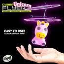 cyber flyer, flying toy, floating toy, robot toy, unicorn toy, kids toy, kids outdoor toy, indoor toy