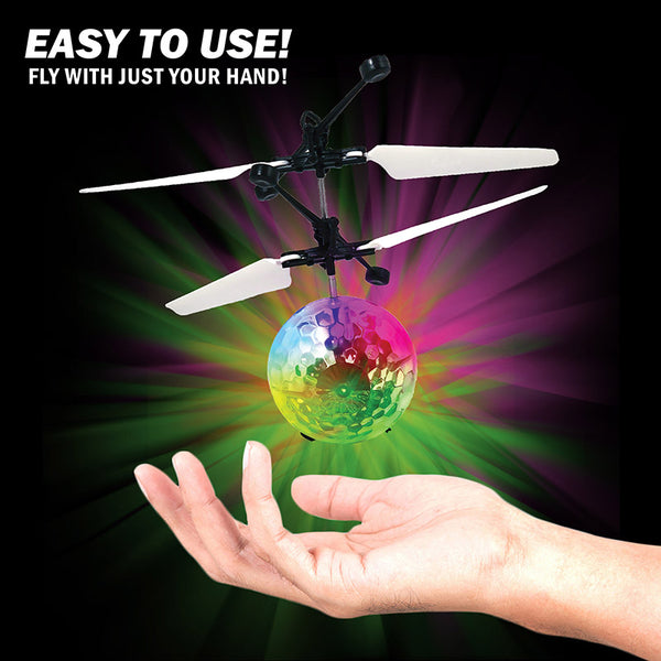 Cyber Flyer |With Infrared Controlled Technology
