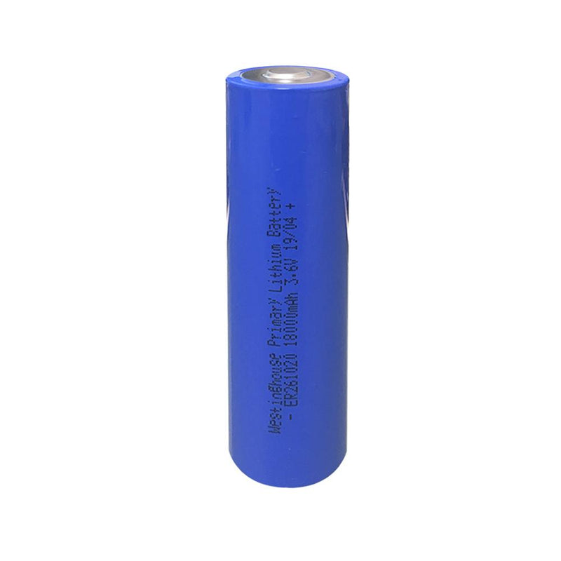 westinghouse, 3.6V, double C, Double c battery, lithium battery, ER261020