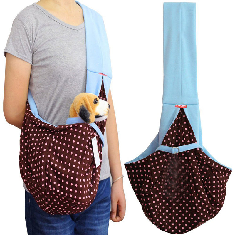 pet carrier, pet sling, pet back pack, pet holder