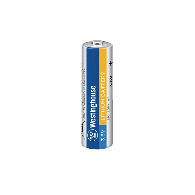 ER1505 AA battery, AA lithium primary battery, 3.6v battery, westinghouse