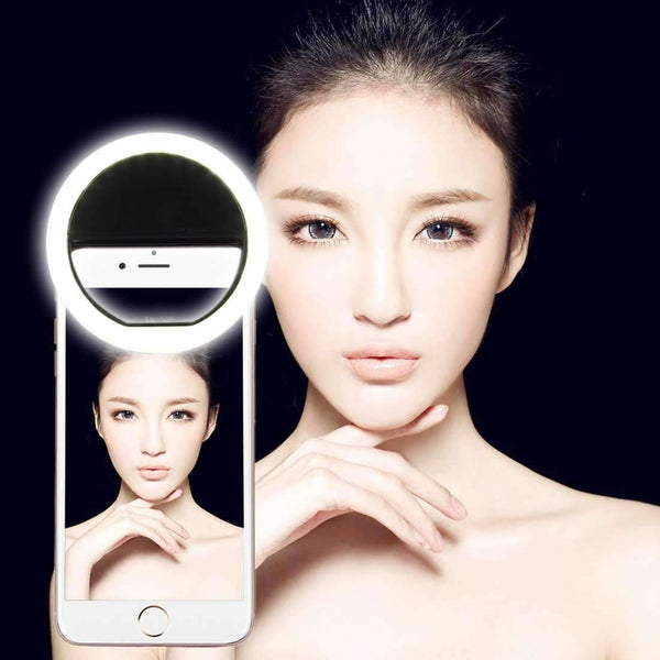 Selfie Flash Light, For iPhone, Galaxy, Huawei,