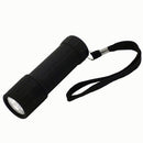 Mini LED Flashlight Rubber-Grip