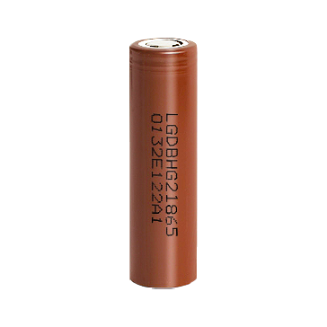 LG, LG battery, 18650, 18650 battery, Li-ion, lithium ion, 3000mAh, HG2, 3.7V