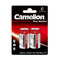 Camelion C Alkaline Plus Blister Pack of 2