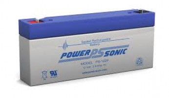power sonic, powersonic, PS-1229, 12V 2.9Ah, sla, sealed lead acid