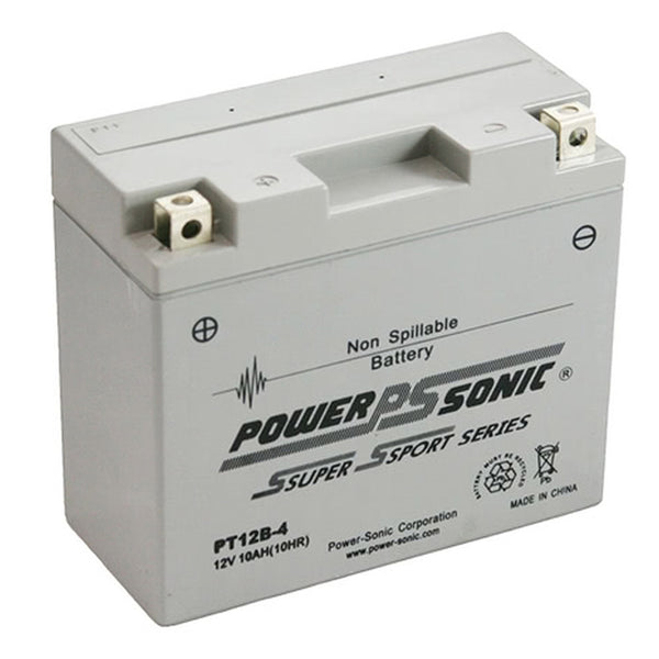 Power Sonic PT12B-4 Super Sport Batteries