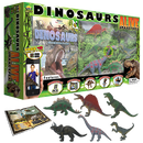 dinosaur, dinosaur toy, educational toy, interactive toy, smart toy, STEM learning