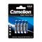 AAA Super Heavy Duty batteries, carbon zinc batteries, AAA super heavy duty, AAA 4 pack batteries