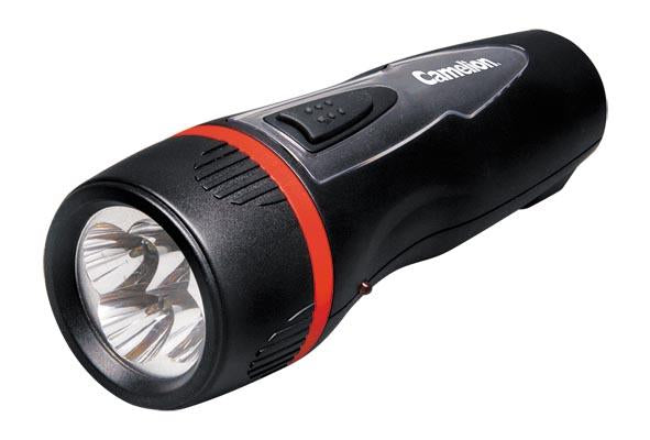 Energizer, Wall Plug-In Rechargeable LED Emergency Flashlight