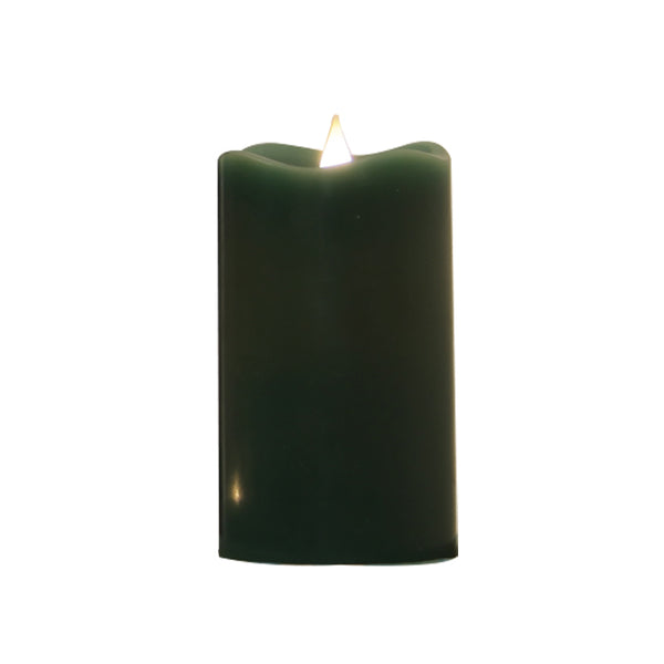solare, solare 3D, flameless candle, battery candle, battery powered, battery operated, electronic candle, green candle, home decor, indoor decor, decorative lighting, christmas candle, christmas decor, holiday decor, holiday lighting