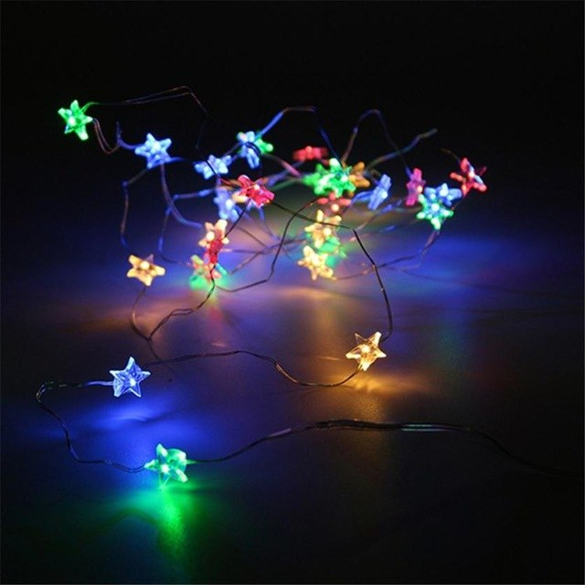 Star Light Cozy String Fairy Lights For Bedroom