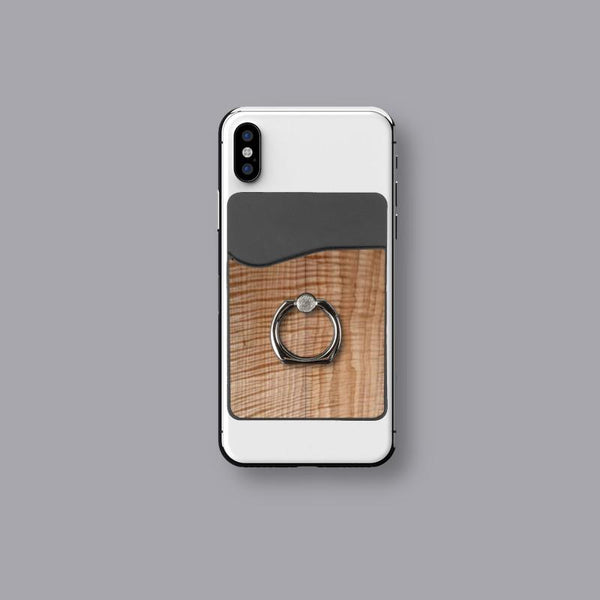 Wallet RNGR - Wooden Phone Wallet & Ring Phone