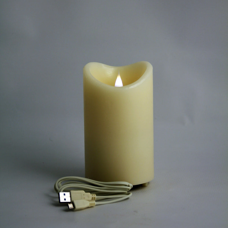 bluetooth candle, flameless candle, 3d moving candle, decorative, indoor decor