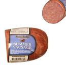 sausage, summer sausage, slicing summer sausage, sausage for sandwiches, summer sausages for sandwiches, summer sausages for lunch, lunch meat