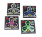 fidget spinner, glow in the dark fidget spinner, fidget spinners for kids