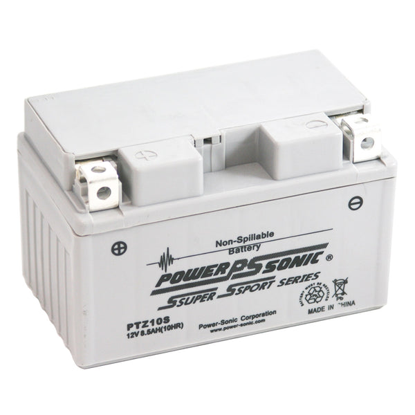 Power Sonic PTZ10S 12V 8.5Ah Super Sport Batteries