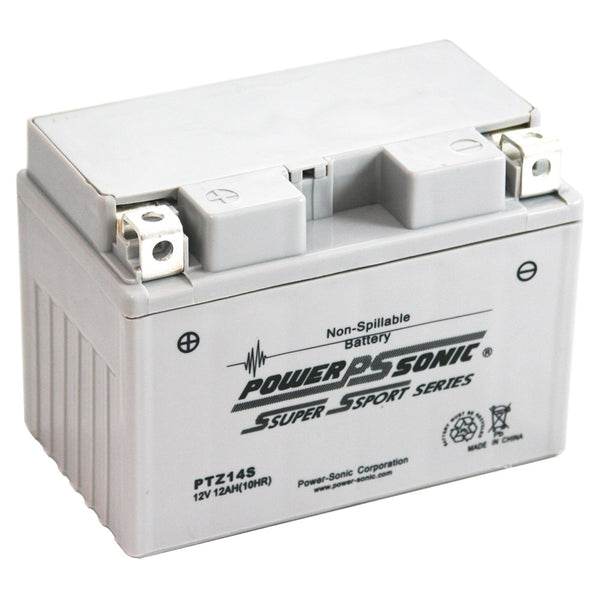 Power Sonic PTZ14S 12V 12Ah Super Sport Batteries