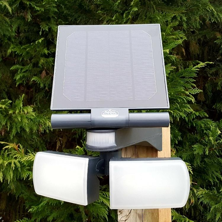 50 LED flood light, 600 lumens, solar flood light, solar lighting, outdoor light, garage light, house light, outdoor lighting, green energy