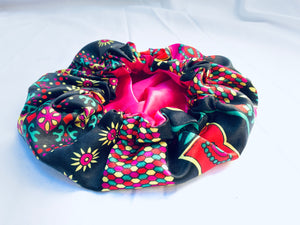 Reversible Satin Night Hair Bonnet £6 - £9