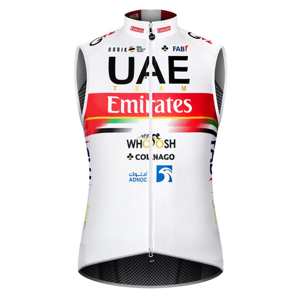 CHALECO HOMBRE PLUS 2.0 UAE TEAM EMIRATES 2021
