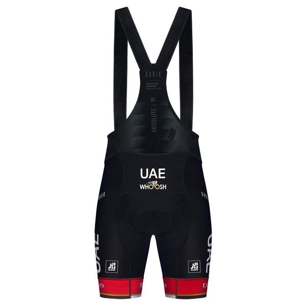 CULOTTE HOMBRE CORTO ABSOLUTE WORLD TOUR 4.0 K10 UAE TEAM EMIRATES 2021
