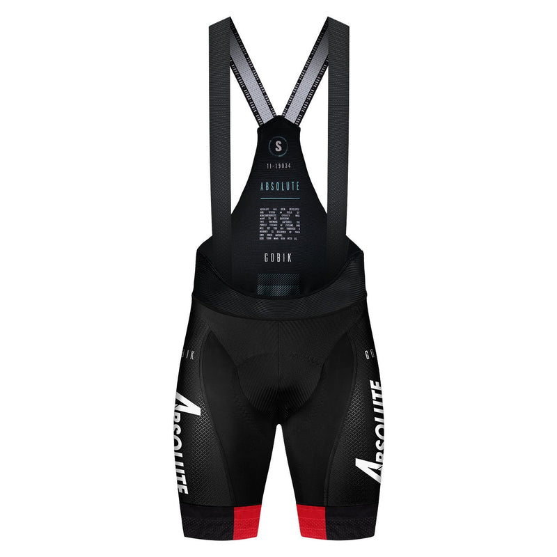 CULOTTE HOMBRE CORTO ABSOLUTE+2 3.0 K10 ABSOLUTE ABSALON 2020