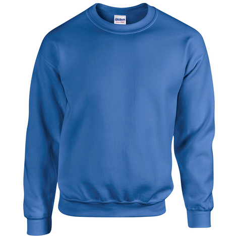 Gildan Crewneck Pullover Sweatshirt - Next Day Custom