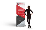 "Roll up Banner 33.5' x 79"" - NextDayCustom"