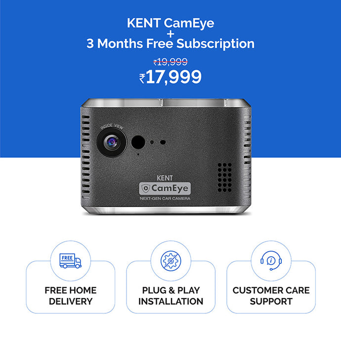 KENT CamEye Price with Subscription
