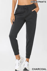 Joggers (Sweatpants) Charcoal