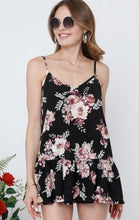 Load image into Gallery viewer, Floral Babydoll Tank