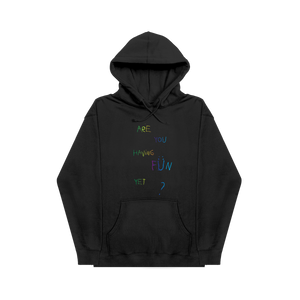 Having Fun Yet Hoodie + Digital Album