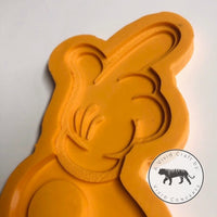 Gloved Hand Button Pusher / Door Opener Silicone Mold