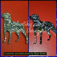 Dog - Rottweiler #1 Silicone Mold